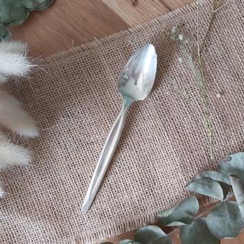 Cuillère à kiwi métal argenté